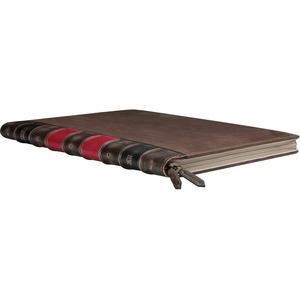 Bookbook Hardback Leather Case For 12in MacBook / Mfr. No.: 12-1507