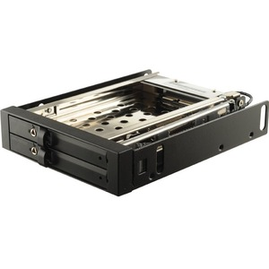 Enermax 3.5in Bay Mobile Rack For Two 2.5in HDD/Ssd SATA 6.0g / Mfr. No.: Emk3201