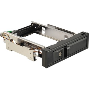 Enermax 5.25in Bay Mobile Rack For One 3.5in HDD/Ssd SATA 6.0g / Mfr. No.: Emk5101