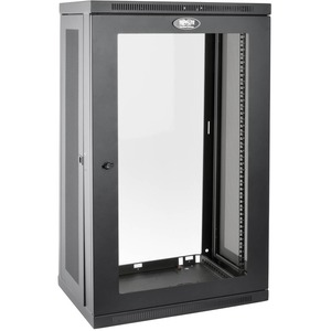 21u Wall Mount Rack Enclosure Server Cabinet W/Plexiglass Doo / Mfr. No.: Srw21ug