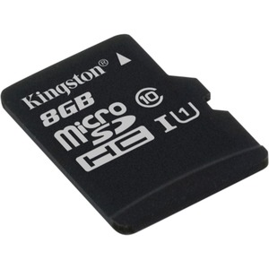 8gb Microsdhc Class 10 Uhs-I 45r Flash Card Single Pk W/O Ad / Mfr. No.: Sdc10g2/8gbsp