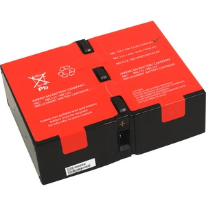 Replacement Battery Cartridge Rbc124 For Apc Ups Units / Mfr. No.: Rbc124