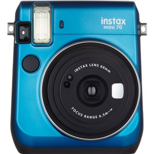 Instax Mini 70 Island Blue Higher Quality Images Selfie Mo / Mfr. No.: 16496081