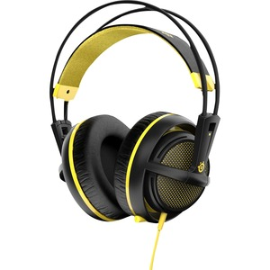 Siberia 200 Headset Proton Yellow / Mfr. No.: 51138