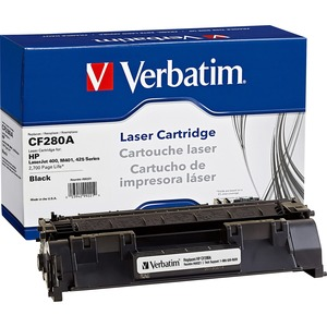 Hp Cf280a Laser Toner Cartridge Remanufactured - Lifetime Warrantya / Mfr. No.: 99221
