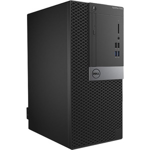 Optiplex7040 Mt I7 8gb 1tb DVDrw R7 350 W7p 3yr Nbd / Mfr. No.: 7j5g2