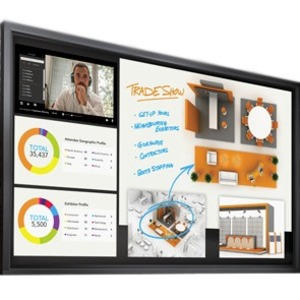 "Christie Digital FHQ552-T 55"" UHD Interactive LCD Flat Panel"