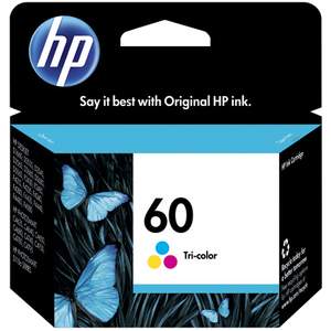 4pk 60 Tricolor Ink Cartridge Approx 165 Page Yield / Mfr. No.: Cc643wn#140-Kit