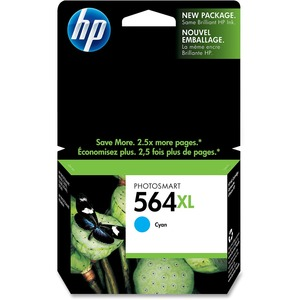 8pk 564xl Cyan Ink Cartridge Eas Sensormatic / Mfr. No.: Cb323wn#140-Kit