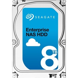 20pk 8tb Enterprise NAS HDD SATA 7200 RPM 256mb 3.5in / Mfr. No.: St8000ne0001-20pk