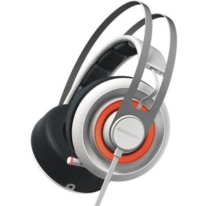 Siberia 650 White Headset / Mfr. No.: 51192