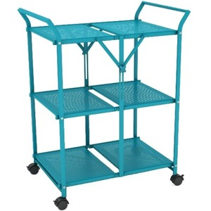 Dar Folding Cart Capri Breeze Folds Flat Casters For Easy Mov / Mfr. No.: 38436148