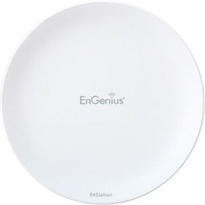 Two 5g High-Powered Long Distance Wireless 11ac Outdoor Ap/Bri / Mfr. No.: N-Enstationac Kit