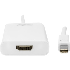 Mini Dispalyport To HDMI Adaptr M/F White / Mfr. No.: Y10a105-W1