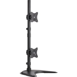 Dual Desk Monitor Mount Stand Vertical Swivel Tilt Rotate 15- / Mfr. No.: Ddr1527sdc