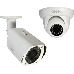 1x720p Hd Bullet Dome Camera / Mfr. No.: Qca7208c-2