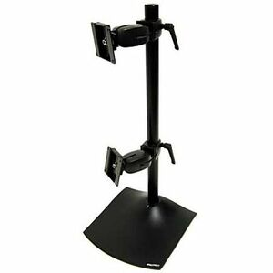 Ergotron Ds100 Dual-Monitor Desk Stand / Mfr. No.: 33-091-200