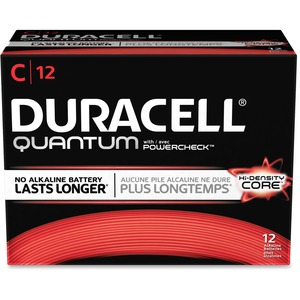 Duracell® Quantum Alkaline Batteries with PowerCheck™