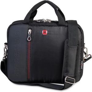 """Tablet Bag Dbl Gusset 11"""" Black"""