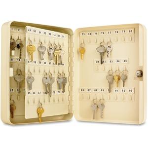Cabinet Key 93 Beige Masterlock