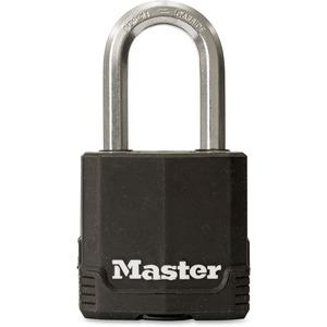 """Lock Covered Magnum 1.5"""" Blk"""