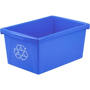 Storex® Recycling Box 23 L