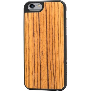 Zebrawood Case For IPhone6 / Mfr. No.: Zbrablk6