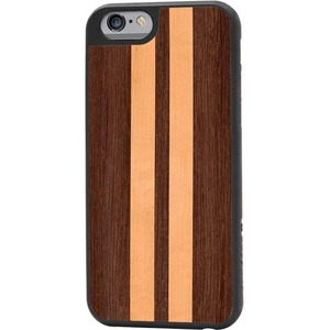 Wenge and Maple Wood Case For IPhone6 / Mfr. No.: Wngeblk6