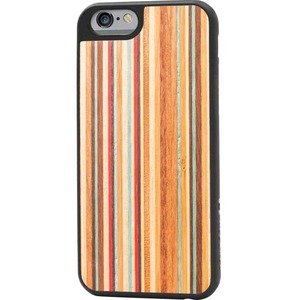 Skateboard Wood Case For IPhone6 / Mfr. No.: Skteblk6