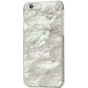 White Abalone Shell Case For IPhone6 / Mfr. No.: Whtshellclr6