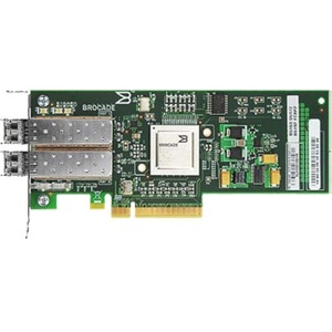 Brocade 825 Dp 8gbps Fc Hba Disc Prod Rplcmnt Prt See Notes / Mfr. No.: 5gyty