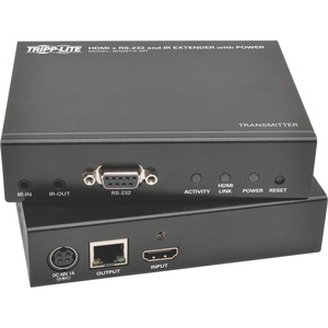 Hdbaset Cat5/6/6a Extender Kit HDMI Power/Serial/Ir 4kx2k / Mfr. No.: Bhdbt-K-Spi
