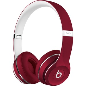 Beats By Dre Solo 2 Luxeedition Red / Mfr. No.: Ml9g2am/A