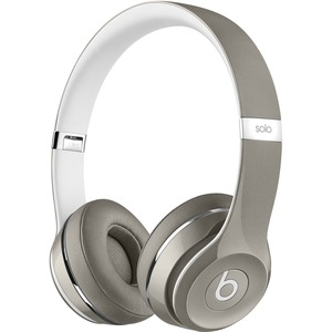 Beats By Dre Solo 2 Luxeedition Silver / Mfr. No.: Mla42am/A
