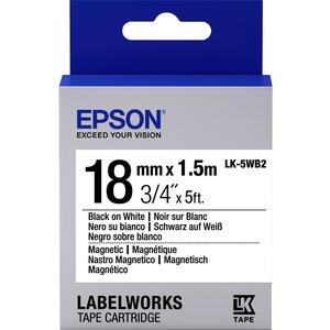 Epson LabelWorks LK-5WB2 - Bande d'étiquettes - - C53S655001