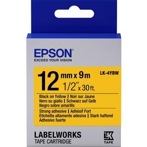 Epson LabelWorks LK-4YBW - Bande d'étiquettes - - C53S654014