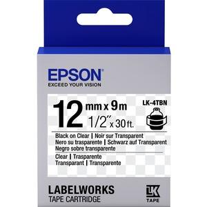 Epson LabelWorks LK-4TBN - Bande d'étiquettes - - C53S654012