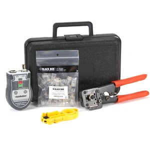 Cat5 Termination Kit Solid Wire / Mfr. No.: Ft470a-R4