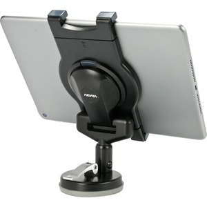 Universal Tablet Suction Stand 7-10in Tablets Black / Mfr. No.: Us-2120s