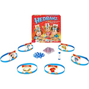 Hedbanz Kids Figure The Clue On Your Head / Mfr. No.: 6014346