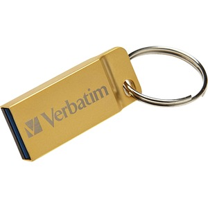 Verbatim Metal Executive - Clé USB - 32 Go - USB - 99105
