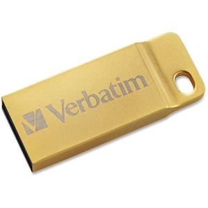 Verbatim Metal Executive - Clé USB - 64 Go - USB - 99106