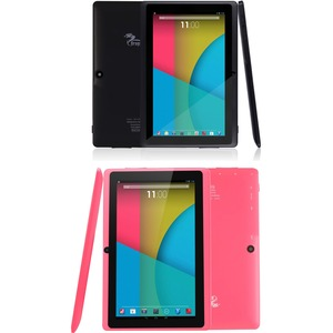 Kit 2pk Dragon Touch 7in Qc Android Tablets Black and Pink / Mfr. No.: Y88x Bk-Pk-Kit