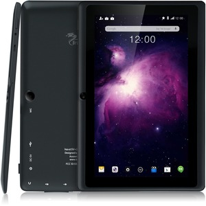 Dragon Touch Y88x Plus 7in Qc Android Tablet Black / Mfr. No.: Y88x Plus Bk