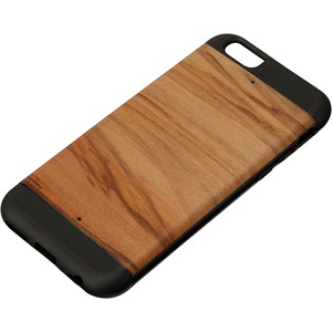 Protection Case Cappuccino Veneer Wood Satin Walnut IPhone / Mfr. No.: M1521b