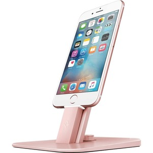 Hirise Deluxe Rose Gold Adjust Charging Stand Lighting and M-USB / Mfr. No.: 12-1516