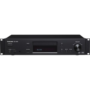 TASCAM CD/Network Player CD-240