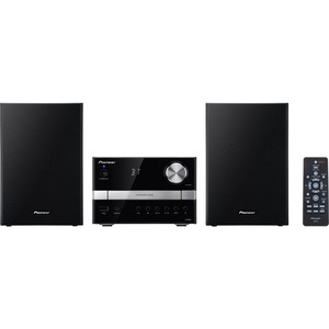 Pioneer X-EM22 CD Receiver System with Built-in Bluetooth, FM Tuner, and USB