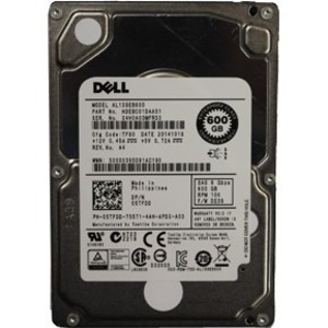 600gb Sas 6gb/S 10k RPM 2.5in Disc Prod Special Sourcing See Not / Mfr. No.: 5tfdd