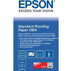 Epson Proofing Paper Standard - Papier épreuve - - C13S450187